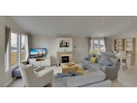 double lodge for sale amazing views ribble valley - lancashire