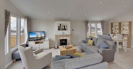 Willerby Cranbrook lodge for sale in Devon. X2 currently available for sales. Includes large sundeck