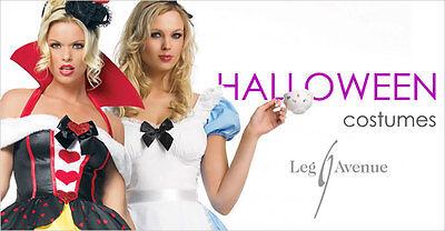 Leg Avenue Halloween (Game, Animation Character) Costume