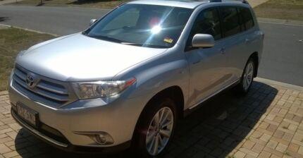 2012 Toyota Kluger Wagon **12 MONTH WARRANTY**