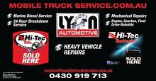 Mobile Truck Repairs Sutherland Sutherland Area Preview