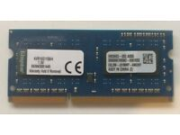 Kingston 4GB SODIMM DDR3-1600