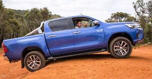 Toyota Hilux Yarrawonga Palmerston Area Preview