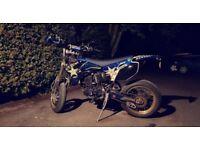 Yamaha YZF450 Supermoto