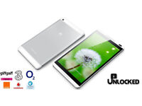 "Huawei MediaPad M1 8.0 S8-301L 16GB in Silver - 8"" - Android - WiFi 4G - Unlocked"