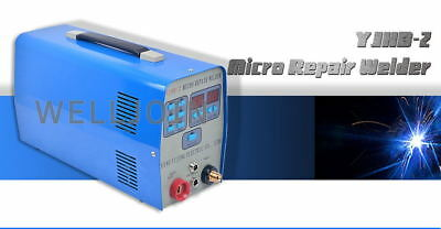 Yjhb-2 Micro Tig Repair Welder Resistance Welding Machine 0.2mm Thickness Weldin