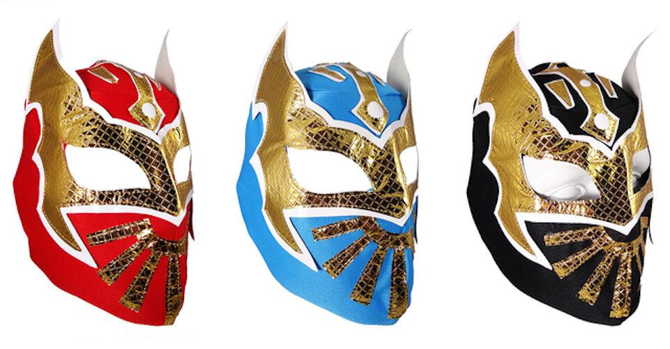 Sin Cara Replik Wrestling-Maske Lucha Libre Kostüm Mexikanisch - Kind &
