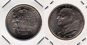 VATICANO-Papa-Giovanni-Paolo-II-100-Lire-1995-FDC
