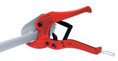 Hand Power Cutting Ratcheting Rubber Plastic PVC Hose Pipe Cutter Ratchet Tool