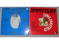 A SMALL COLLECTION OF REGGAE LP's IN VERY GOOD CONDITION. . PRICES VARY