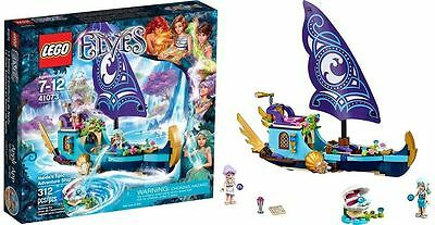 NEW SEALED Lego Elves 41073 Nadia's Epic Adventure Ship NISB