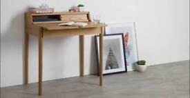 New! Solid Oak Leonie Desk