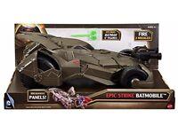 Batman Vs Superman Deluxe Batmobile/Toy/ Kids