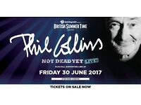 2 x tickets Phil Collins London Hyde park Friday 30th June