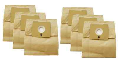 Bissell Zing Canister Vacuum Bags 4122, 2138425 / 213-8425 - 6 PACK