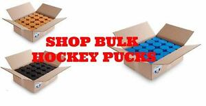 New Canadian Made Howies Ice Hockey Pucks FREE SHIPPING on orders over $100 Stock up for Winter , SHOP NOW
