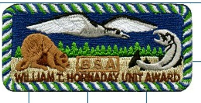 Hornady Unit Award patch- Non BSA unofficial WH