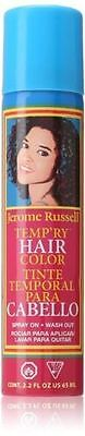 Jerome Russell Temporary Hair Color Spray Gold 2.2oz - Gold Hair Color Spray