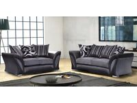 50% off dfs shannon corners or 3+2 BRAND NEW FREE STORAGE POUFFE
