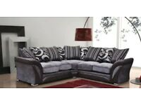 SHANNON CORNER OR sofa 3 And 2 seaters