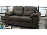 BRAND NEW CAPRI SOFA ** 3+2 SETS IN VARIOUS COLOURS** MATCHINGS STOOLS £79.99**UK DELIVERY