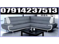 PALERMO RANGE CORNER OR 3 + 2 SOFA SETS ARM CHAIRS AND FOOT STOOLS 8768