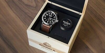IN HAND! Shinola Runwell Limited Edition 47mm Watch - #685/1000 Made in Detroit