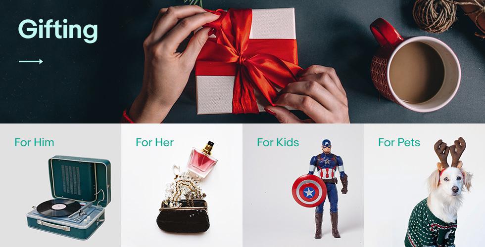 Gifts @ eBay
