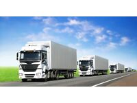 HGV Class 1 drivers Required