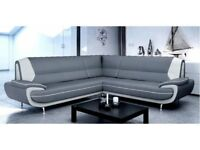 SUMMER SOLSTICE SOFA SALE **: PALERMO SOFA RANGE: CORNER SOFA, 3+2 SETS, ARM CHAIRS AND FOOT STOOLS
