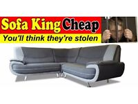 NEW CORNER GROUPS DIRECT TO YOU AT WHOLESALE PRICES - SOFA KING CHEAP YOU'LL THINK THEY'RE STOLEN
