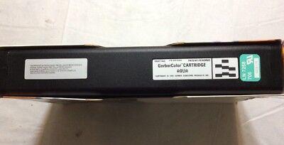 Gerbercolor Thermal Foil Used Aqua For Gerber Edge Part No. P53542a Gcs-176