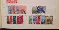 Francobolli Giappone 1913-1956 - 36 Francobolli Stock - Japan Post - Rare -  - ebay.it