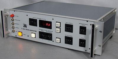 Aeroflexifr T-1401 Tacan Generator Accessory For Ifr Atc-1400a
