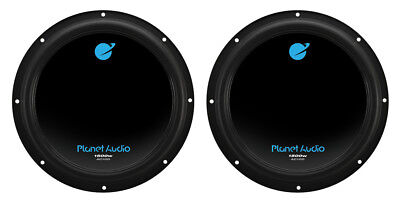 2) PLANET AUDIO AC10D 10