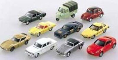 Tomica Limited Best 10 models to sell 1 million units