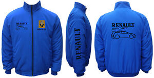 renault sport jacket veste blouson bleu. Black Bedroom Furniture Sets. Home Design Ideas