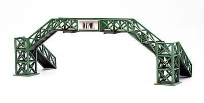 Dapol C004 Platform/Trackside Footbridge OO Gauge