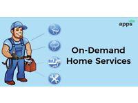 Home Services On-Demand Mobile App Development