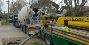 Truck Driver MR / Labourer(Gateway Concrete Pumping)