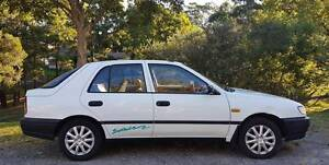 1995 Nissan Pulsar Hatchback Gladesville Ryde Area Preview