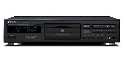 NEW! TEAC CD-RW890 Digital CD-R/RW Audio Recorder & CD Player w/Remote & Shuffle