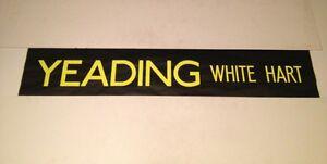 London-Bus-Blind-Hounslow-42-Yeading-White-Hart-UB4-Middlesex