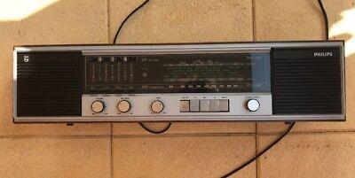 Altes Antikes  Philips Radio Type D 2902/00 funktionstüchtig aus Nachlass