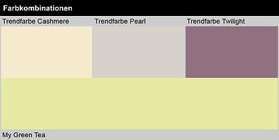 Schoner Wohnen Trendfarbe Pearl Matt 2 5 L Wandfarbe Neu Ovp Neuware Ebay