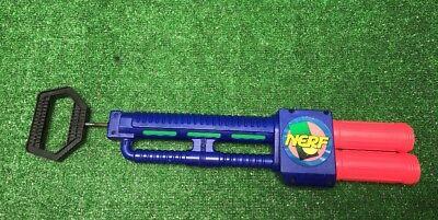 Vintage NERF Rare Master Blaster Toy Gun Kenner 1991 Ultra Rare Original