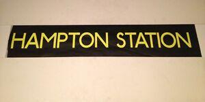 London-Bus-Blind-Hounslow-42-Hampton-Station-TW12