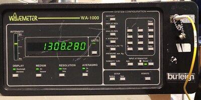 Burleigh Wa-1000 Wavemeter Nir Version