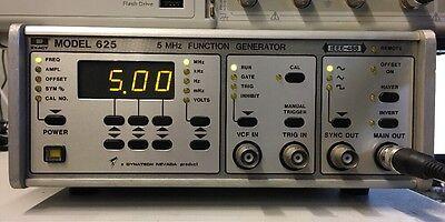 Dynatech Nevada Model 625 5 Mhz Function Generator