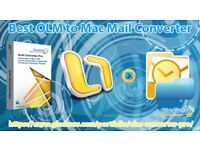 OLM to Apple Mail Converter for Mac